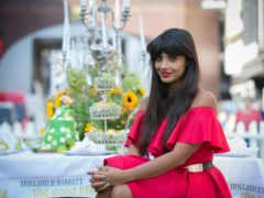 Jameela Jamil (Dave Thompson/Route One Photography/PA)