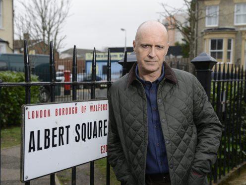 Paul Usher in EastEnders (BBC)