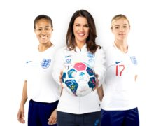 Female footballers are to take part in Soccer Aid for the first time (Unicef/Soccer Aid/PA)