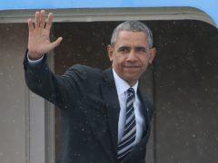 Barack Obama hailed the work of director John Singleton (Chris Radburn/PA)