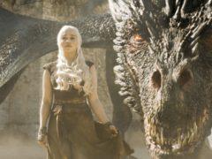 Emilia Clarke as Daenerys in Game Of Thrones (HBO)