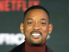 Will Smith stars as an elite assassin (Isabel Infantes/PA)