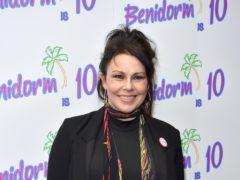 Julie Graham welcomes female'led shows. (Matt Crossick/PA)
