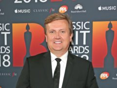 Aled Jones (Isabel Infantes/PA)
