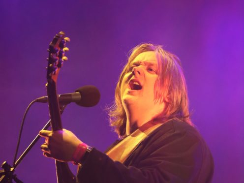 Lewis Capaldi maintains the top spot on the singles chart (Andrew Milligan/PA)