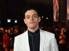 Rami Malek at the Bohemian Rhapsody world premiere (Matt Crossick/PA)