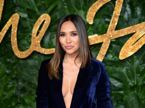 Myleene Klass: My partner loves me being pregnant – he wants a big family (Ian West/PA)