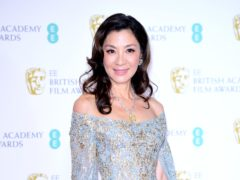 Michelle Yeoh (Ian West/PA)