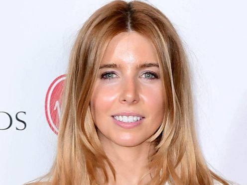 Stacey Dooley has spoken out online about rumours of a romance with her Strictly partner, Kevin Clifton (Ian West/PA)