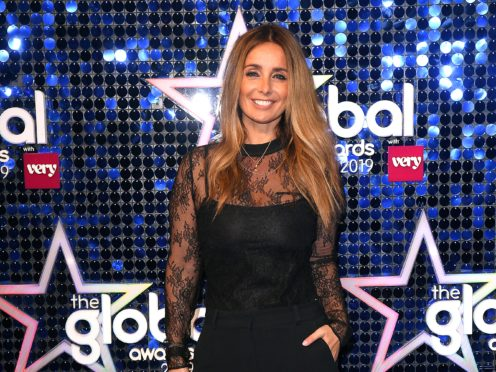 Louise Redknapp has revealed she is no longer in contact with her former Strictly partner Kevin Clifton (Scott Garfitt/PA)