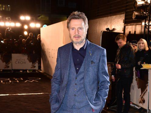 Liam Neeson (Ian West/PA)