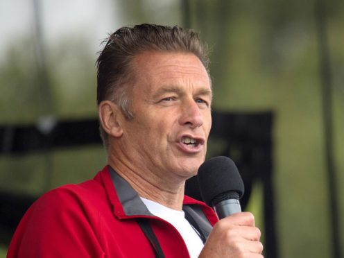Chris Packham said he has received death threats in row over the shooting of 'pest' birds (Dominic Lipinski/PA)