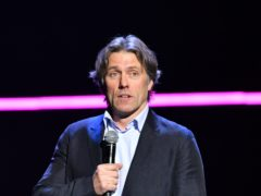 John Bishop will tour Ireland for a new show to be broadcast on ITV (Matt Crossick/PA)