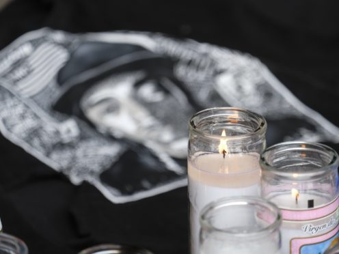 Police investigating the shooting of Grammy-nominated rapper Nipsey Hussle have identified a suspect (Ringo H.W. Chiu/AP)
