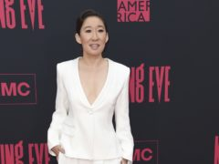 Sandra Oh has promised fans a 'darker' Killing Eve when the acclaimed drama returns for a second season (Richard Shotwell/Invision/AP)