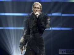 Celine Dion at The Theatre at Ace Hotel (Richard Shotwell/Invision/AP)