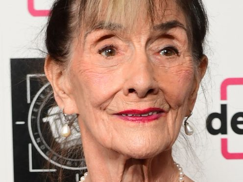 June Brown won't give up her guilty pleasures (Ian West/PA)
