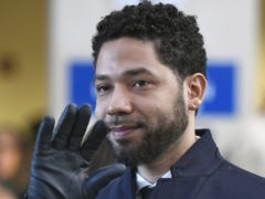 Jussie Smollett's brother has defended the Empire actor (Paul Beaty/AP)