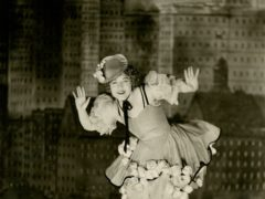 An image from the film Tiptoes, part of a bequest to the Bill Douglas Cinema Museum by artist and photographer Townly Cooke (Bill Douglas Cinema Museum/PA)