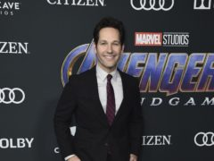 Paul Rudd plays Ant-Man in the Marvel universe film (Jordan Strauss/Invision/AP)