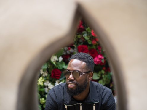 Nominee Ghetts at The Ivors 2019 nominations announcement, at The Ivy, in central London (Dominic Lipinski/PA)