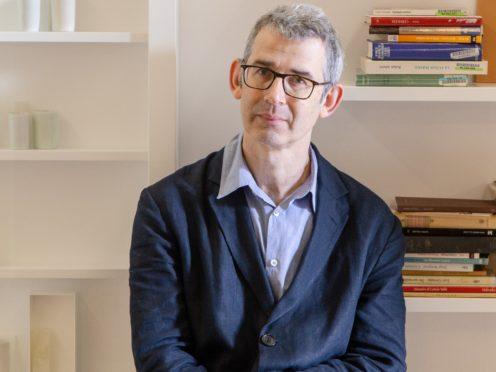 "Edmund de Waal has criticised the closure of libraries as a ""violent"" act (Fulvio Orsenigo/PA)"
