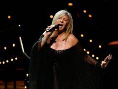 Barbra Streisand has spoken of her fondness for British food classics (Yui Mok/PA)