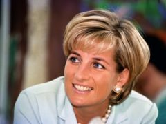 Diana, Princess of Wales will be played by Emma Corrin. (John Stillwell/PA)