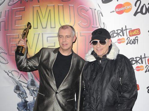Pet Shop Boys (Zak Hussein/PA)