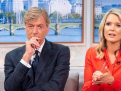 The presenter was forced to apologise (Ken McKay/ITV/Shutterstock)