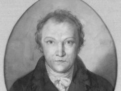 Portrait of William Blake, 1802(Collection Robert N Essick/PA)