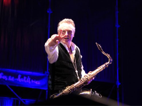 UB40's Brian Travers: I won't give up booze or cigarettes after brain tumour op (Agencia Efe/Shutterstock)