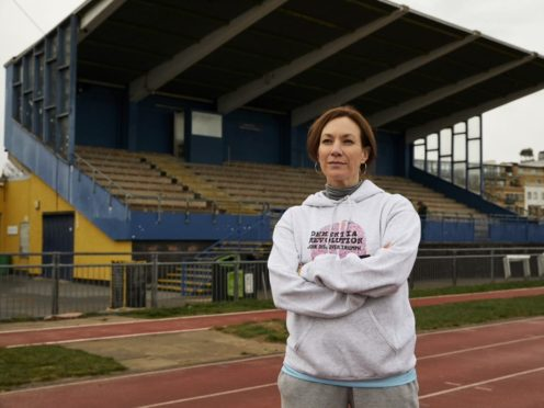 Tanya Franks is running in the London Marathon. (Dementia Revolution)