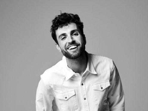 Eurovision favourite Duncan Laurence (Paul Bellaart/PA)