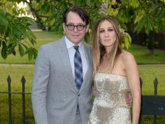 Matthew Broderick and Sarah Jessica Parker (PA)