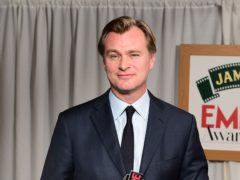 Christopher Nolan's latest film will be called Tenet and will star John David Washington (Ian West/PA)
