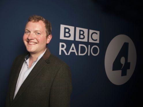 Miles Jupp took over from Sandi Toksvig (Richard Ansett/BBC)