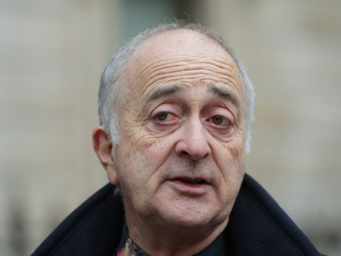 Tony Robinson said he opposed the party's stance on Brexit (Yui Mok/PA)