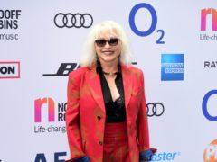 Debbie Harry (Ian West/PA)