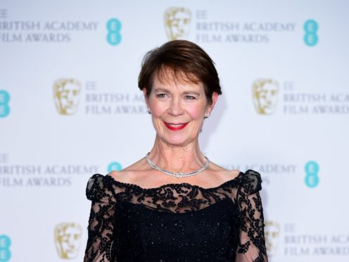 Celia Imrie says a previous eating disorder still impacts on her (Ian West/PA)
