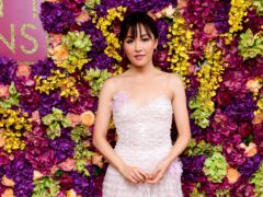 Actress Constance Wu stars in Fresh Off The Boat (Ian West/PA)