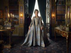 Helen Mirren as Empress Catherine (Hal Shinnie/Sky/HBO)