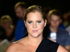 Amy Schumer joked that she was still pregnant (Ian West/PA)