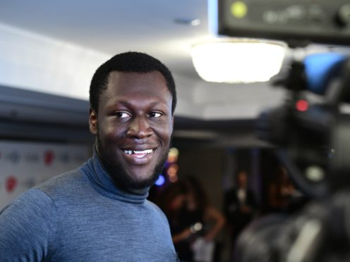 Stormzy spoke about his career on BBC Breakfast (Ian West/PA)