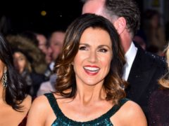 Good Morning Britain host Susanna Reid has spoken about co-host Piers Morgan (Matt Crossick/PA)
