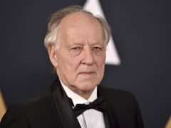 Werner Herzog (Photo by Jordan Strauss/Invision/AP, File)
