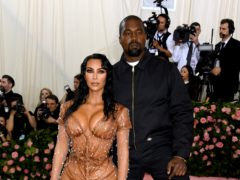 Kim Kardashian and Kanye West's surrogate is in labour (Jennifer Graylock/PA)
