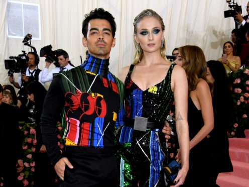 Sophie Turner wishes wedding to Joe Jonas had been kept private (Jennifer Graylock/PA)