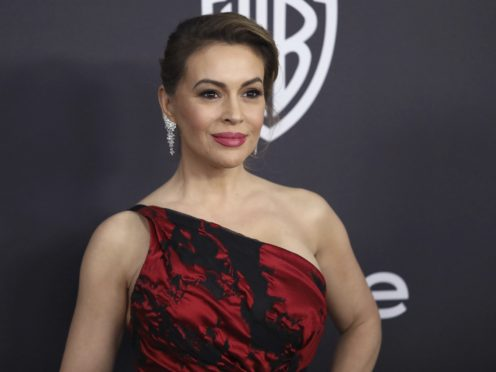 Alyssa Milano called for women to join her in a sex strike to protest against abortion bans (Matt Sayles/Invision/AP)
