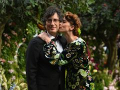 Neil Gaiman at the premiere of Good Omens in London (Kirsty O'Connor/PA)